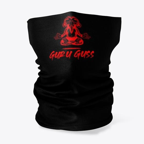 Guru Guss Merch - Neck Gaiter