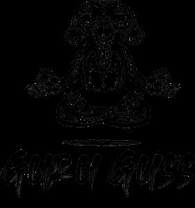 I Am We Are Guru Guss Logo